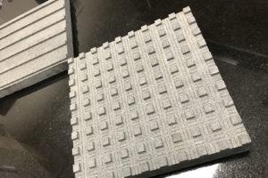 Тактильная плита